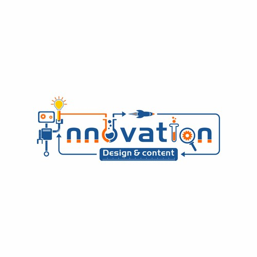 logo for innovation
