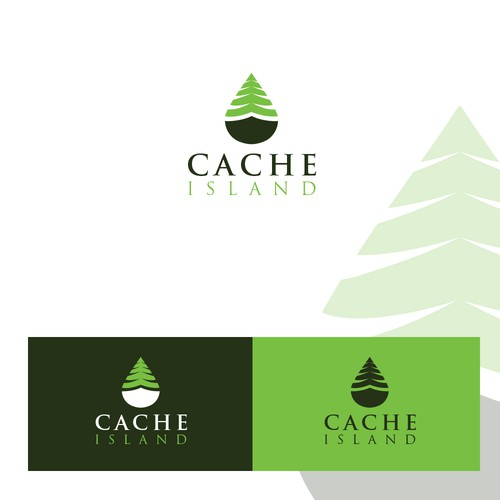 Cache Island Logo