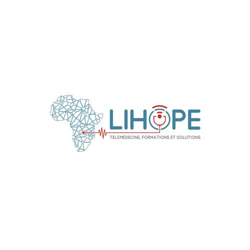 Logo Lihope, telemedecine in Africa
