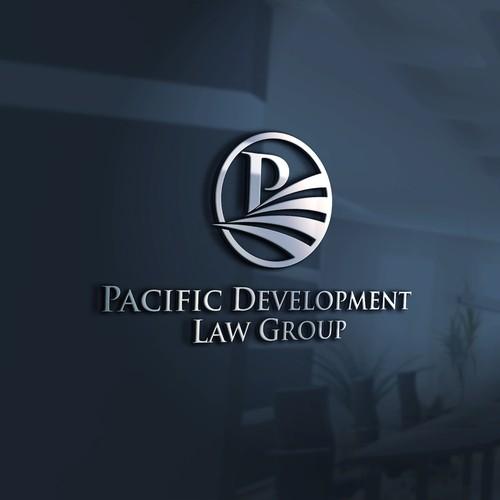 Law Firm logo branding