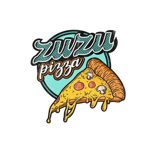 Bold Logo Concept for Pizzeria