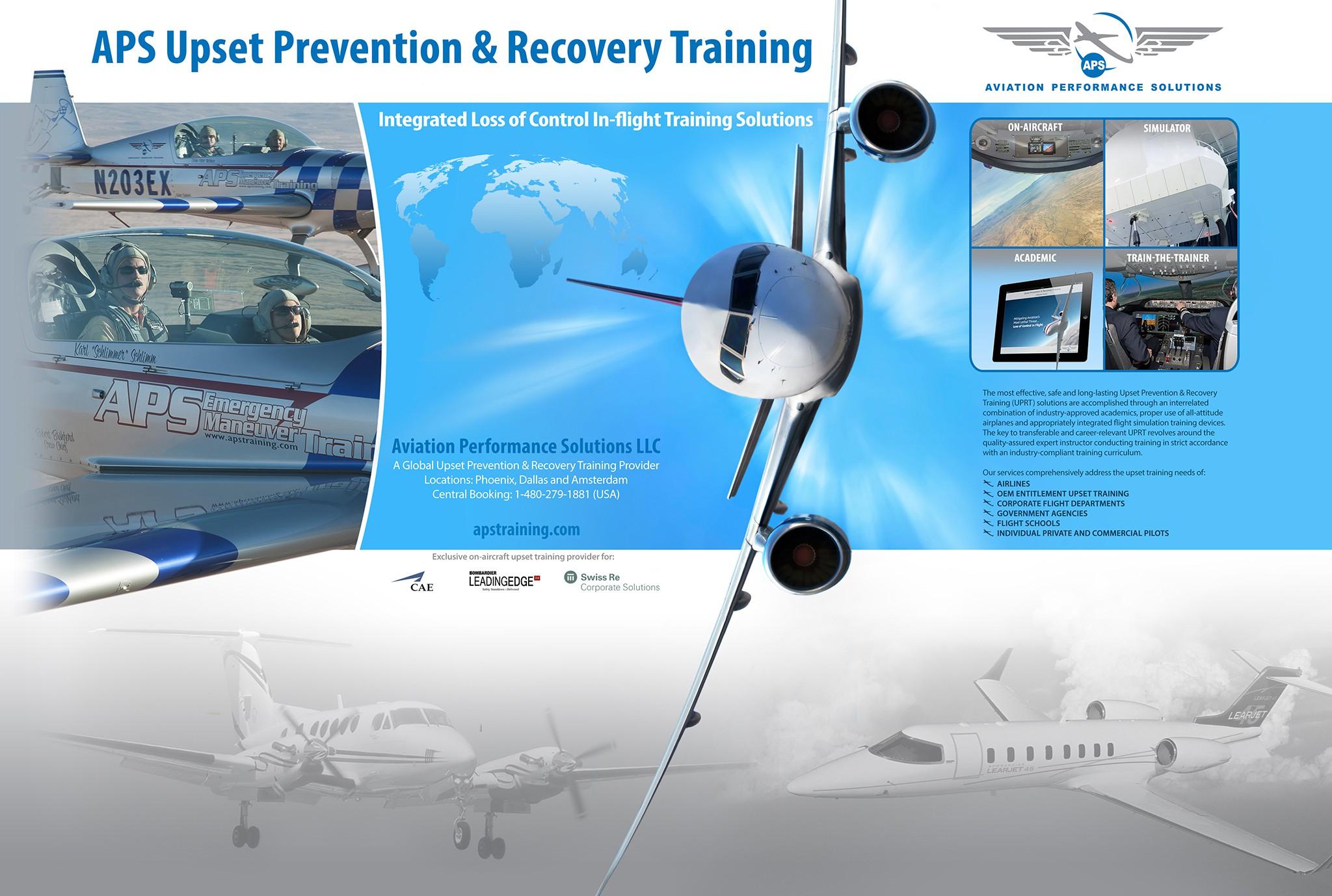 8' x 10' Aviation Tradeshow Booth