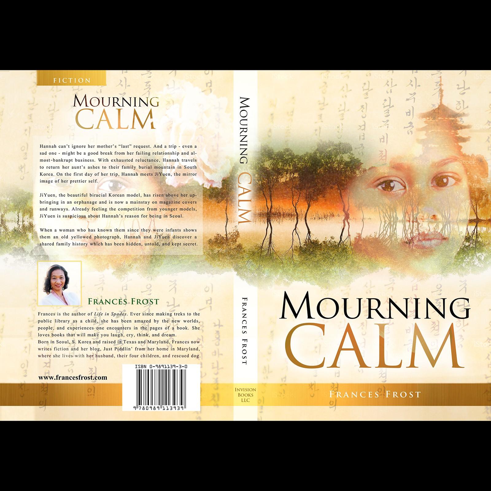 Design Bookcover for novel: Mourning Calm