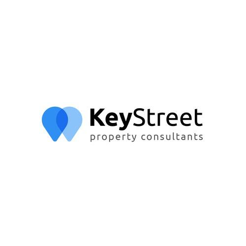 KeyStreet Logo Design