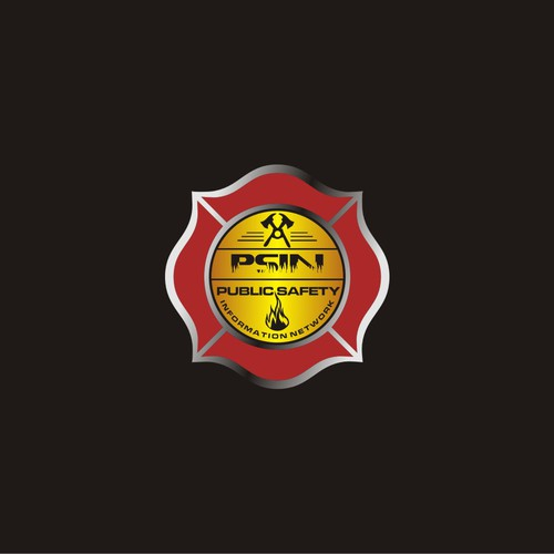 Display Network for Firefighters