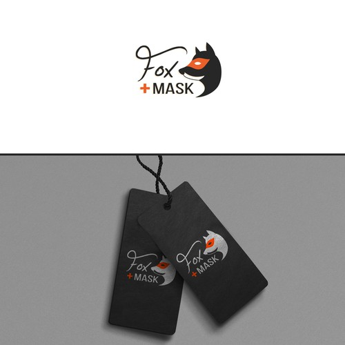 Masked Fox Logo Design
