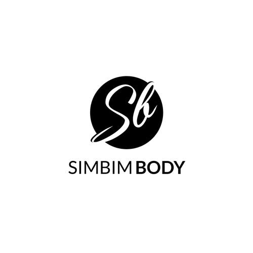 SIMBIM BODY Minimal logo design