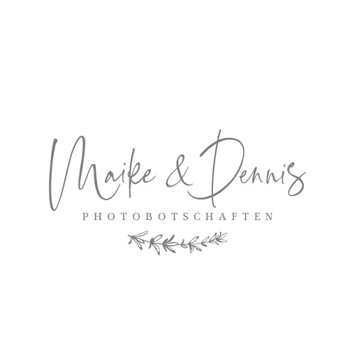 Logo for Wedding Photographers