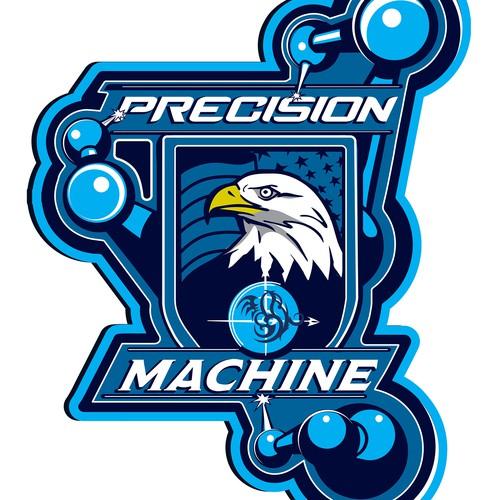 Precison machine