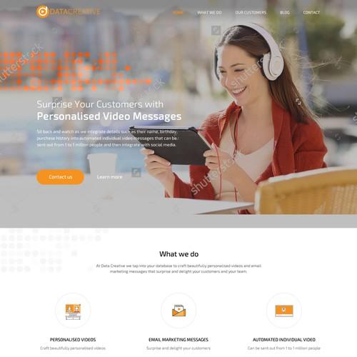 Tech Web Design