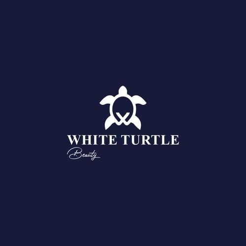 white turtle