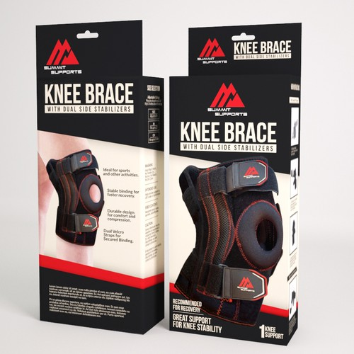 Knee Brace Packaging