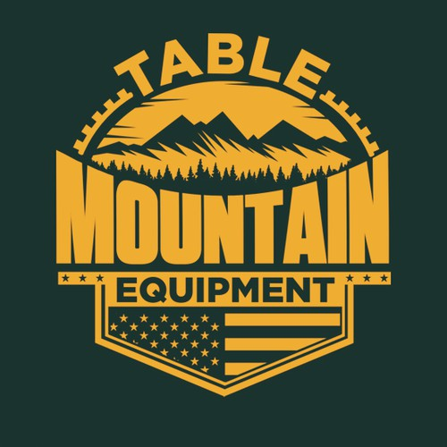 Table Mountain Equipment
