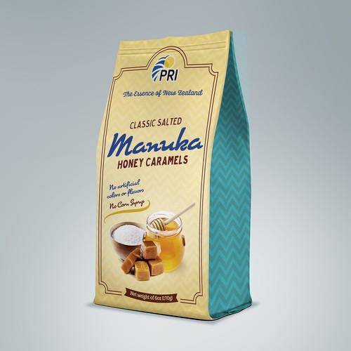Caramels Packaging