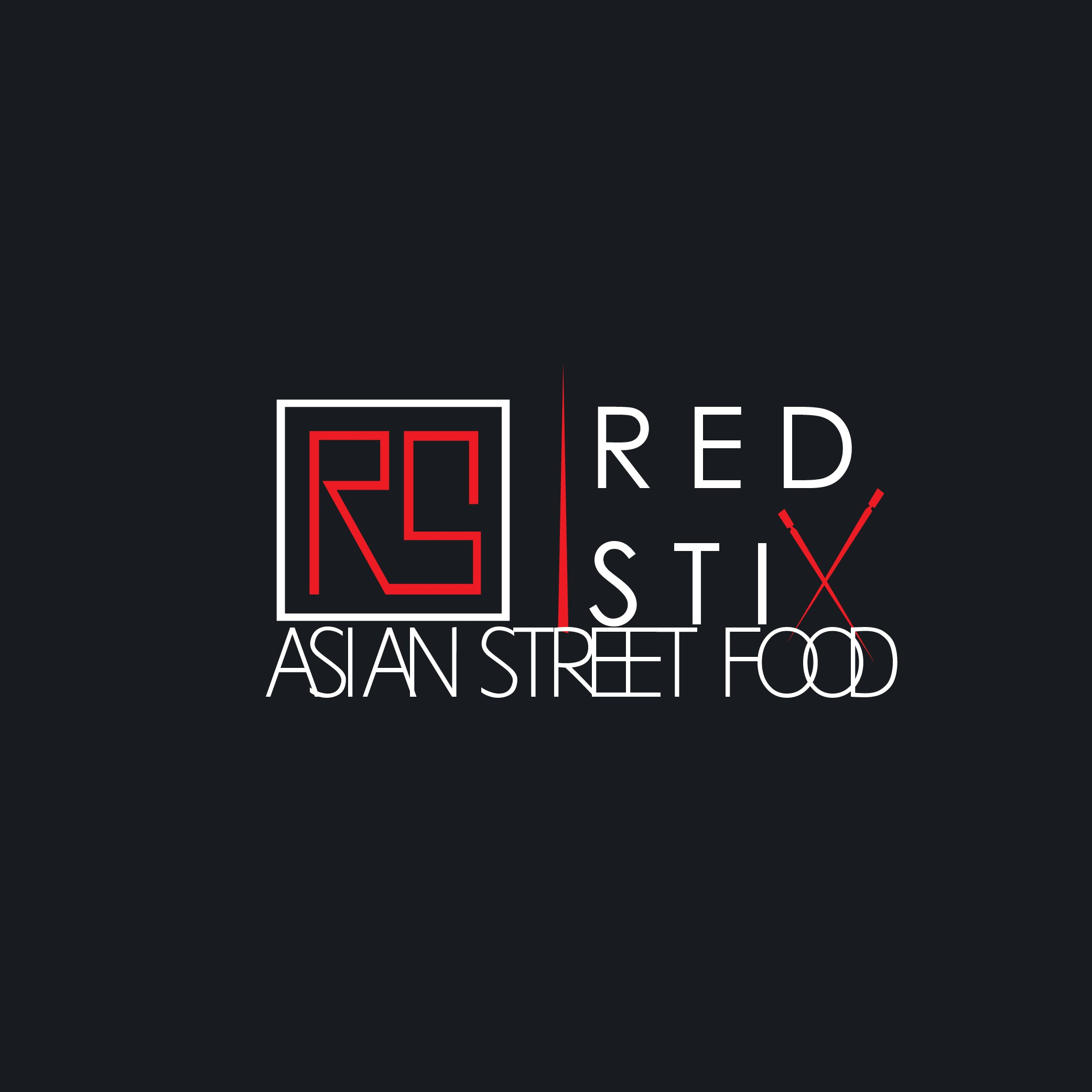 Logo for Yakitori - Asian Street Food concept in a new area of Dallas.
