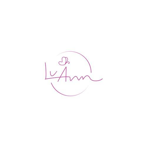 LuAnnweb logo