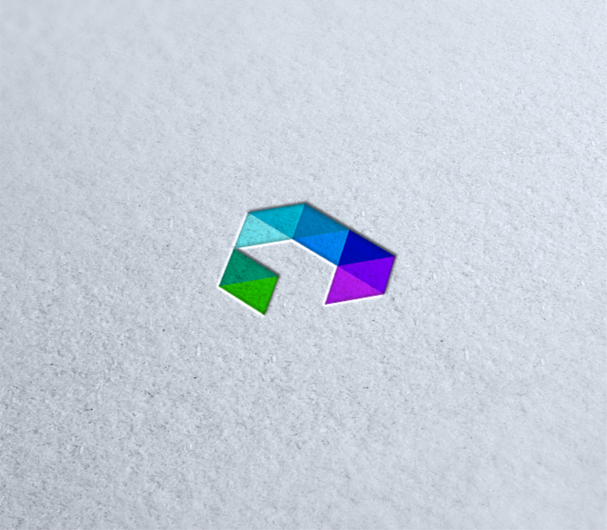 Logo design and business card for IT Services Company