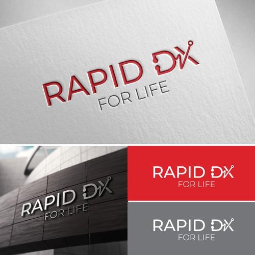 Logo & Brand Identity pack for Rapid DX