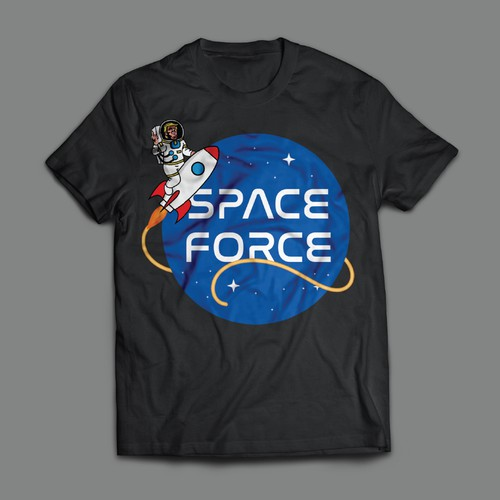 Space Force Logo Concept