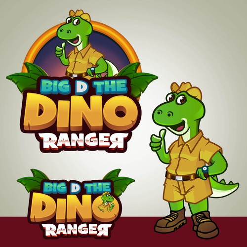 Big D The Dino Ranger