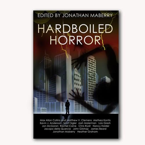 Old School Noir paranormal horror