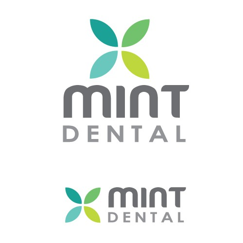 Logo Design for Mint Dental
