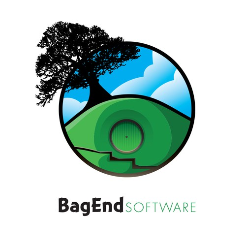 Logo for Hobbit Software company