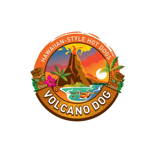 Volcano Dog