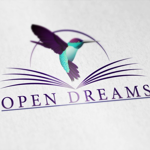 Help bring education to children around the world for Open Dreams by creating a captivating Logo!!