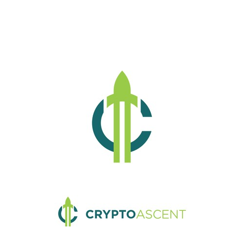 Logo for Cryptocurrency Website