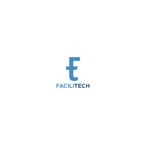 Abstract Logo Concept for Facilitech