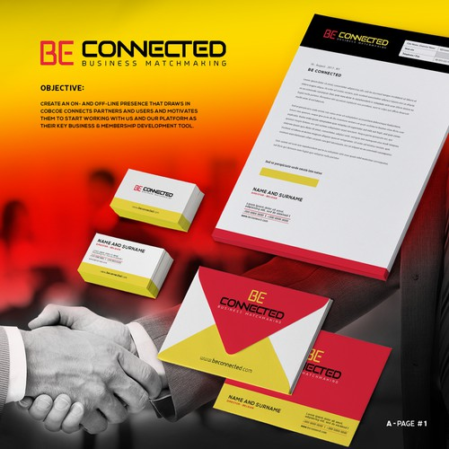 Branding BE Connected