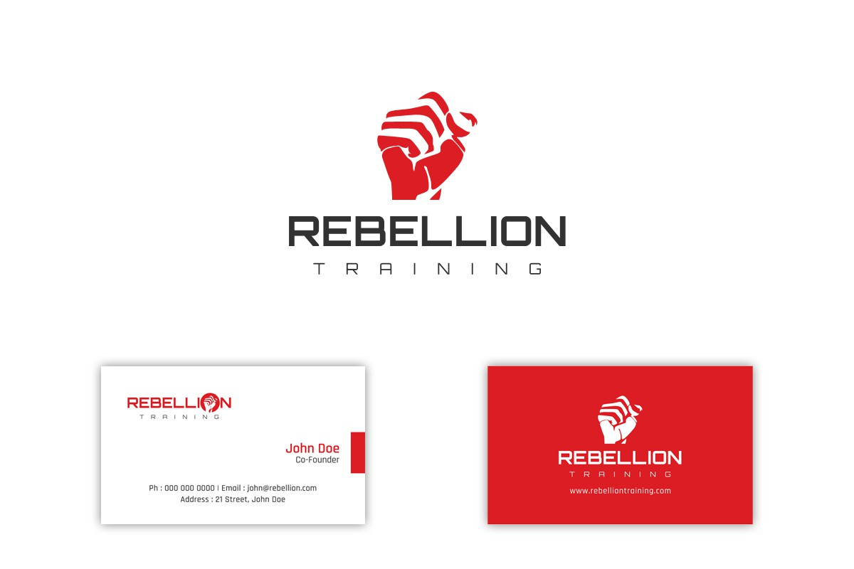 Revamp and Restyle Existing Logo- Rebellion Training