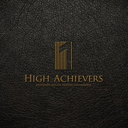 High Achievers proposed logo design