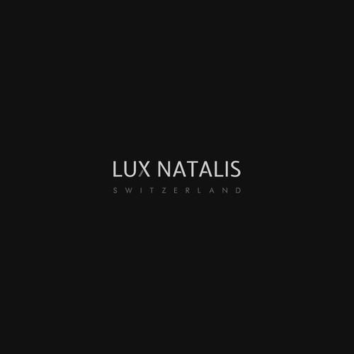 Lux Natalis Logo Design
