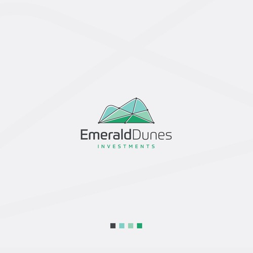 Logo for real estate company.