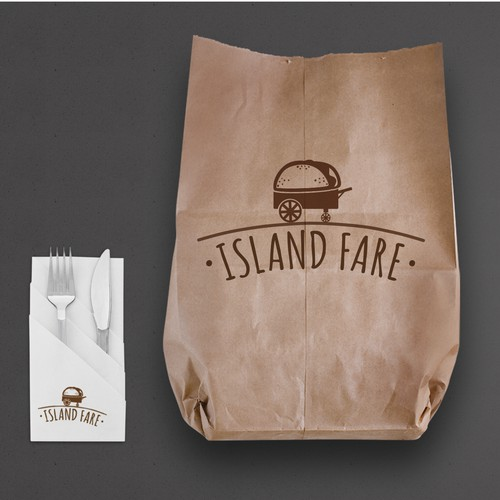 Maine Island Food Cart needs a logo!