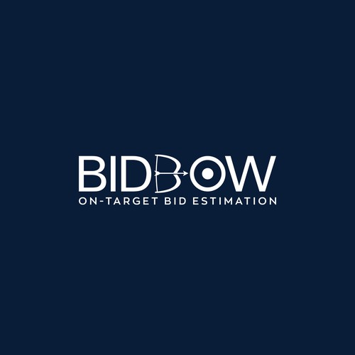 BIDBOW logo design