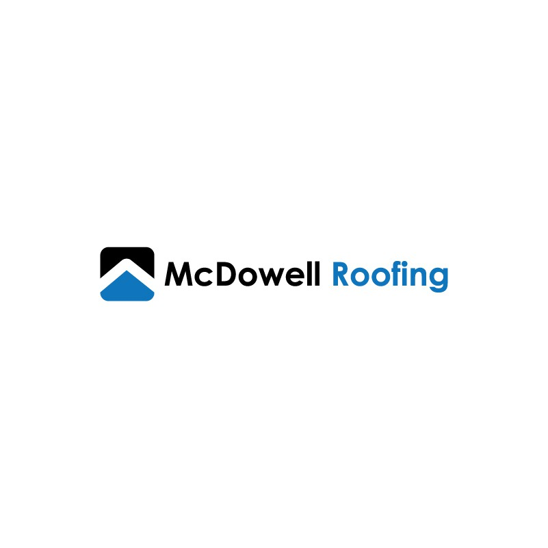 Create the next logo for McDowell Roofing
