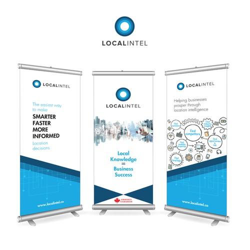 signage for localintel
