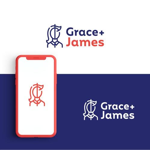 Grace+James