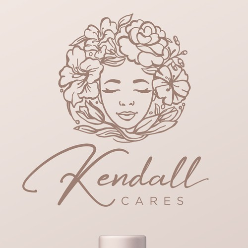 Logo for Organic Cosmetics line