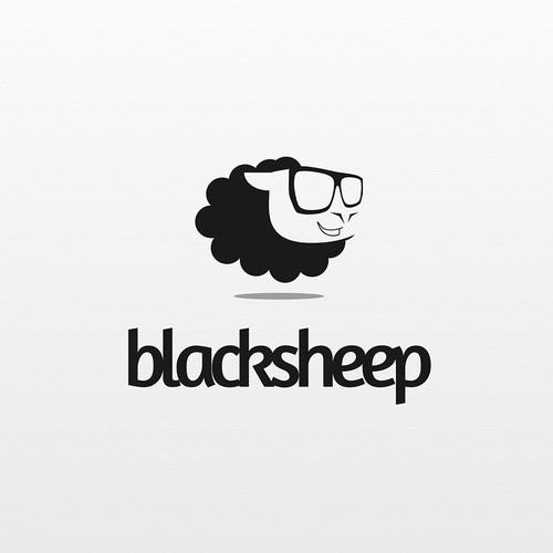 Blacksheep Logo Design