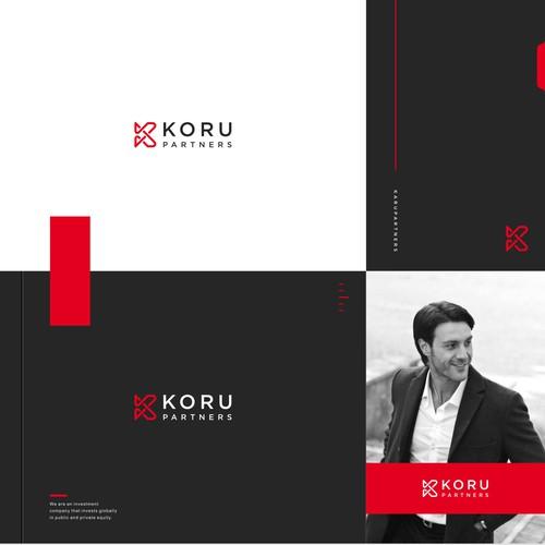 Logo For New Investment Koru Partners