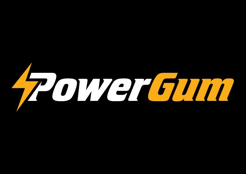 Create a winning logo for sports caffeinated gum!