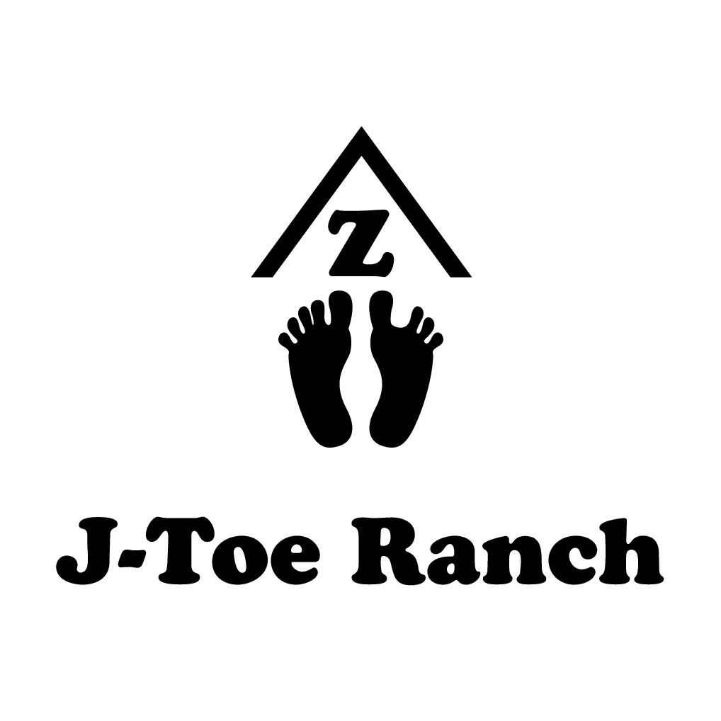 Our friend blew his toe off!! Need a logo to remind him of his stupidity!