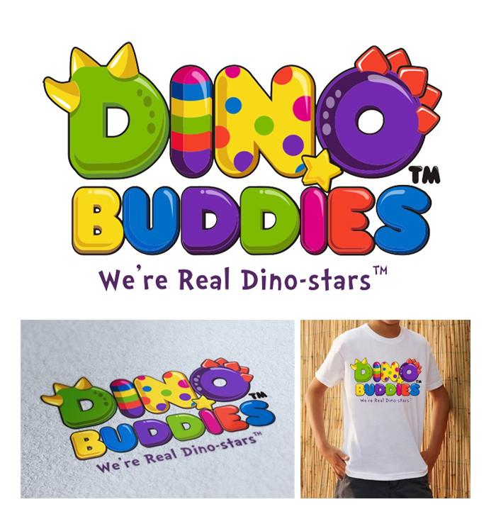 DINO-BUDDIES™ - Logo for Registered Trademark.