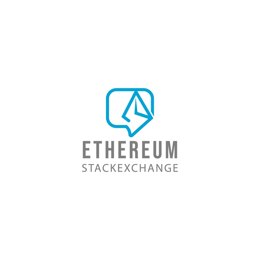 A logo for the Ethereum StackExchange Q&A community.
