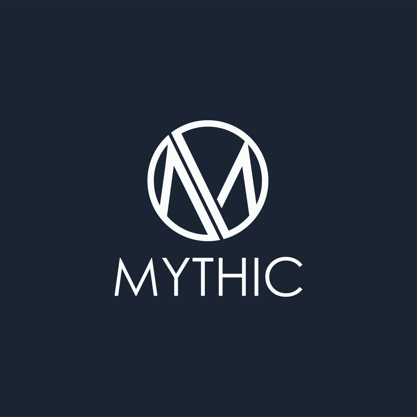 Design a creative logo for the light bulb company Mythic