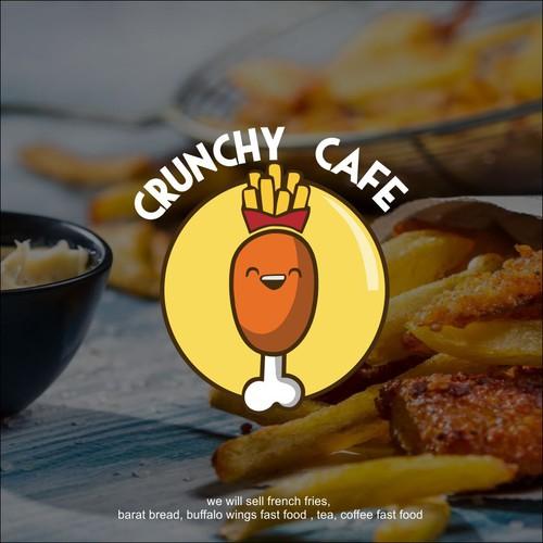 illustration for Crunchy cafe